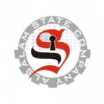 Alsalam state Logo